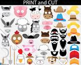 Farm Props Digital Clip Art Personal Commercial Use 223 im