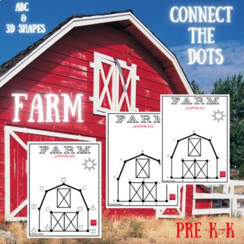 Farm Puzzle FREEBIE