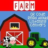 Farm QR Code Read Aloud Listening Centers