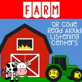 Farm QR Code Read Aloud Listening Centers