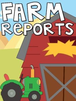 Farm Report Class Book