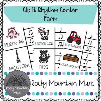 Farm Rhythm Clip Its