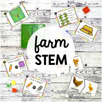 Farm STEM Challenges