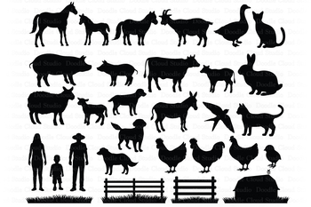 Svg Files Cows Worksheets Teaching Resources Tpt