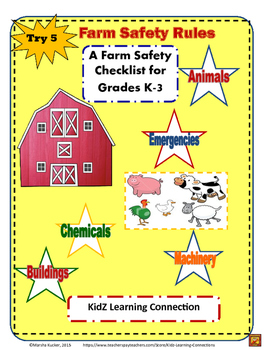 Farm Safety Rules for Kids