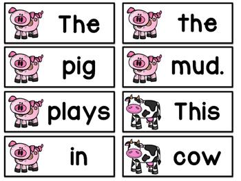 Farm Sentences