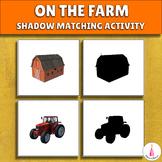 Farm Shadow Matching Activity