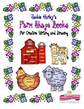 Farm Shape Books