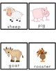 Farm Shared Reader, 2 Emergent Readers and Picture Cards