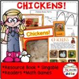 Farm Chickens : Farm Chickens Non-fiction, Science, Litera