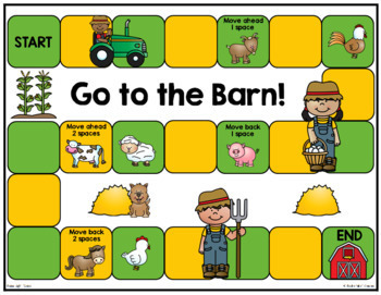 Farm Sight Word Spelling Game