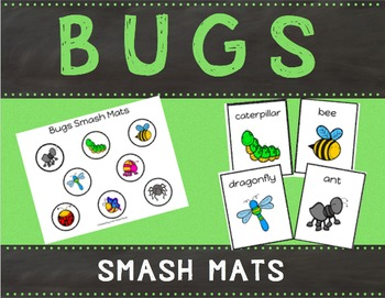 Bugs Smash Mats