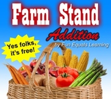 Farm Stand Addition