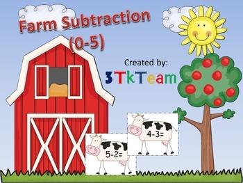 Farm Subtraction (0-5)