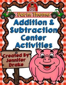 Farm Addition & Subtraction