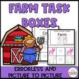 Farm Task Boxes