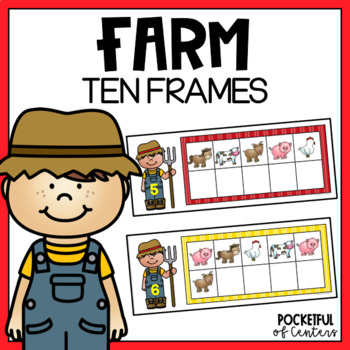 Farm Ten Frames