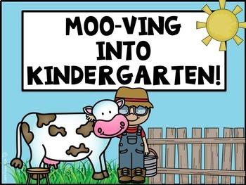 Farm Theme - Classroom Decor