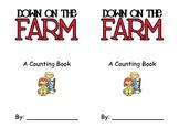 Farm Theme Counting Book