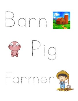 Farm Learning Pack