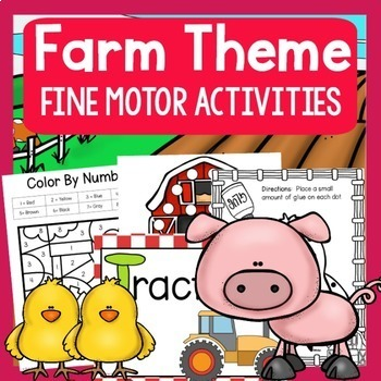 Farm Theme Motor Pack