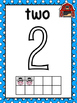 Farm Theme Number Posters