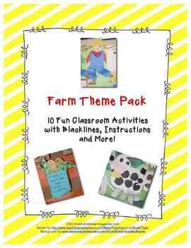 Farm Theme Pack