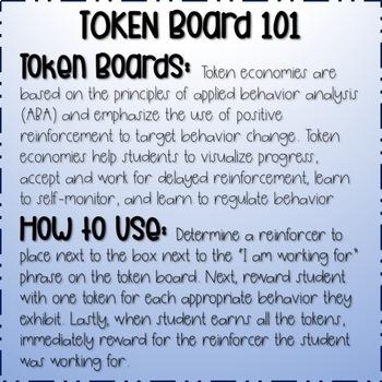 Farm Theme Token Board (Token Economy System)