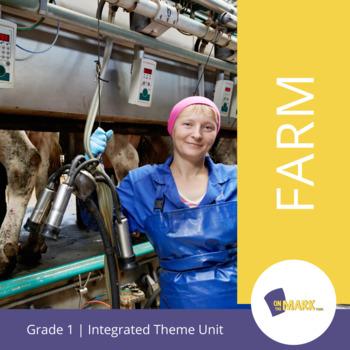 Farm Theme Unit Grade 1
