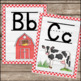 Farm Theme Word Wall with Sight Words
