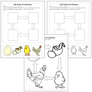 Farm Theme for Preschool and Kindergarten: Activities for Literacy and Math