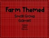 Farm Themed- Bingo Cariboo Memory