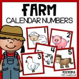 Farm Calendar Numbers