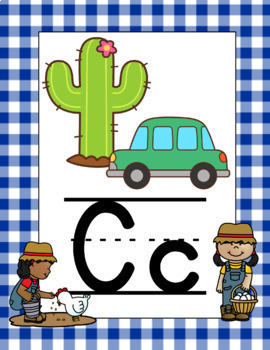 Farm Theme Classroom Decor
