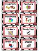 Farm Themed Classroom Supply Labels-Classroom Decor