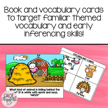 Farm-Themed Early Inferencing!