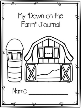 Farm Themed Journal Prompts and Story Starters