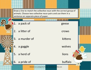 Farm-Themed Literacy Activities CCSS Aligned