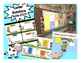 Farm Themed Math Stations automated powerpoint for small group math