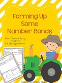 Farm Themed Number Bonds(Common Core Aligned K.OA.1 & K.OA