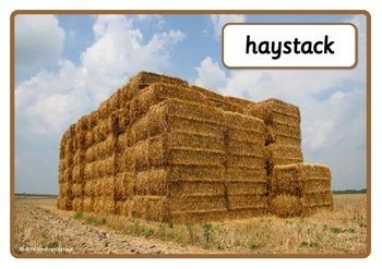 Farm Themed Photo Set