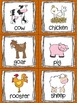 Farm Themed Read, Write, and Count the Room {Literacy and Math} {CCSS}