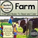 Farm Themed Sight Word Readers