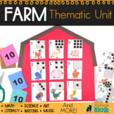 Farm Theme Activities Math Literacy Science and More