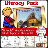 Farm Song -The Busy Farmer - Shared Reading Singable