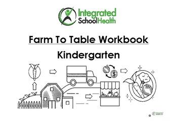 Farm To Table Workbook