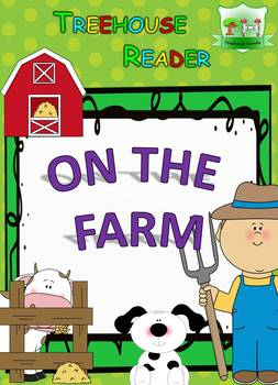 Farm Tour - Emergent Reader and Worksheets