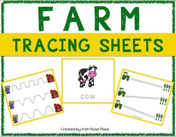 Farm Tracing Sheets