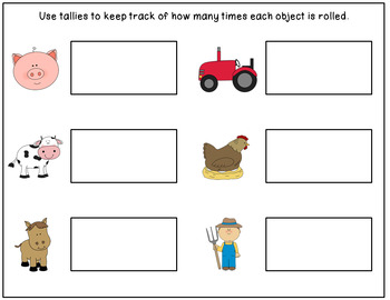 Farm Unit Activity Printables