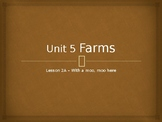 Farm Unit - Cows Engage NY Kindergarten Listening and Learning Unit 5 Lesson 2a